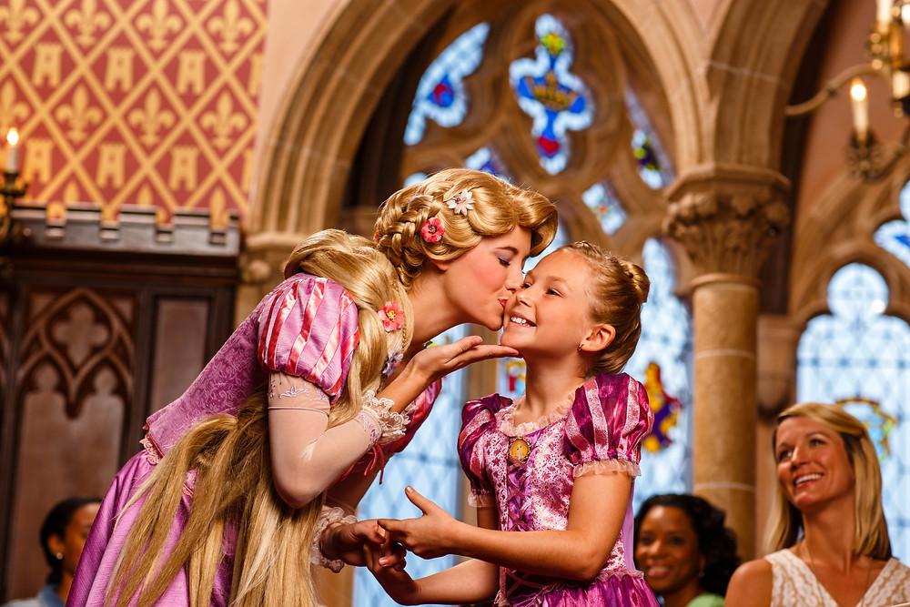 Disney Princess Meet and Greet tips
