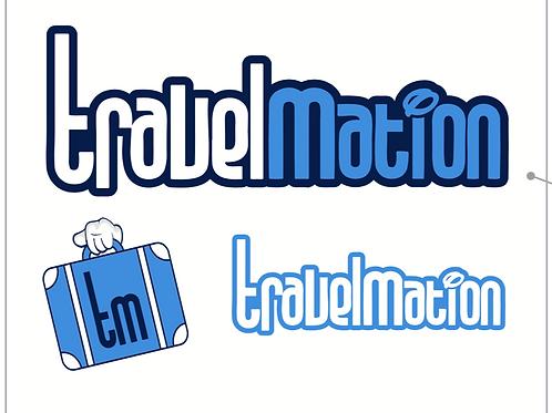 Travelmation Sticker Pack