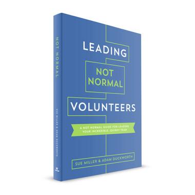 Leading Not Normal Volunteers