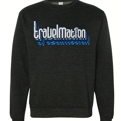 Travelmation Fall Crewneck Sweatshirt