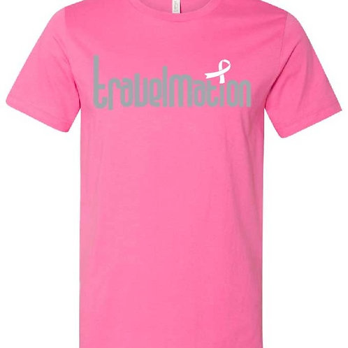 Travelmation Breast Cancer Tee