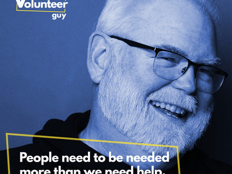 Jim Wideman - Lessons from 45 Years of Leading Volunteers