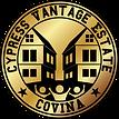 Cypress Vantage Estate Gold and Black Lo