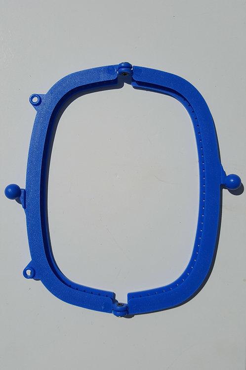 Boquilla de plástico de resina de 16 cm de color AZUL