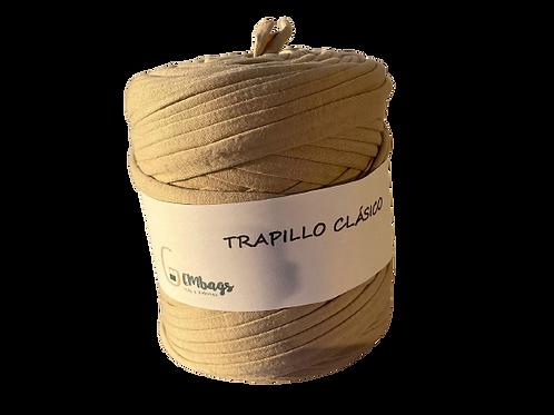 TRAPILLO COLOR TAUPE CLARO BOBINA GRANDE, TRAPILLO ESPAÑOL DE CALIDAD
