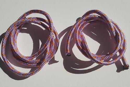 Pack 2 cuerdas de 1 metro