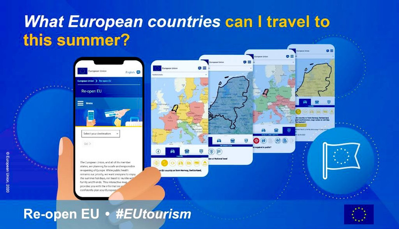 What European Countries can I travel?