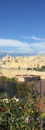 View from Hugo Gran Macina