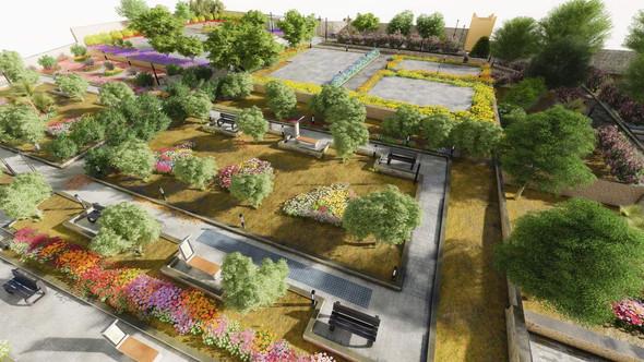 Regeneration of Kalkara Garden