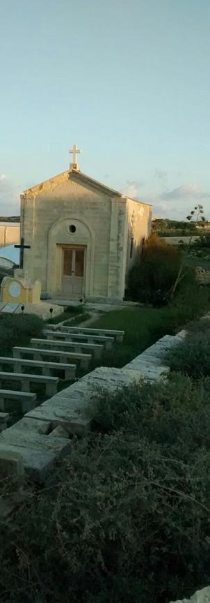 Wied il-Ghammieq Chapel