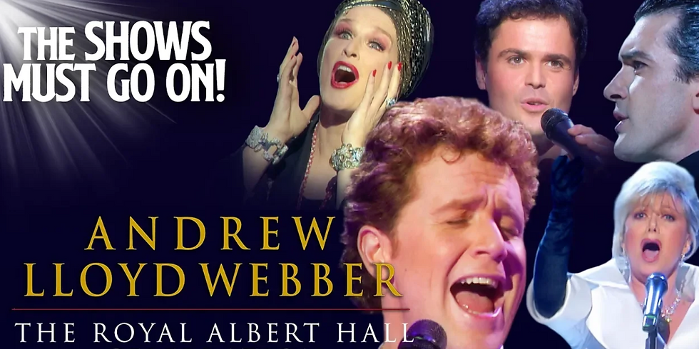 Andrew Lloyd Webber Celebration