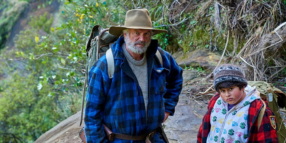 Hunt for the Wilderpeople - movie