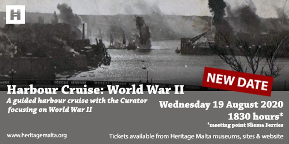 Harbour Cruise: World War II
