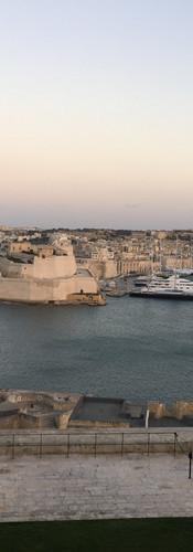 Vallettas Cottonera view