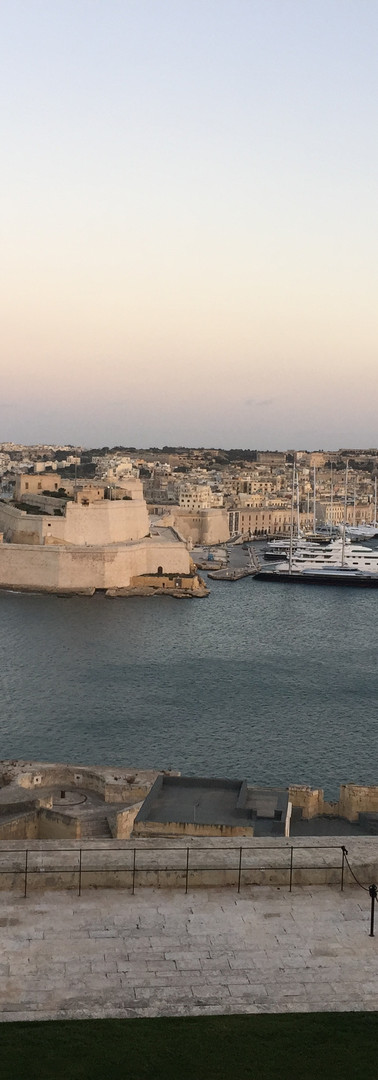 Vallettas Cottonera view