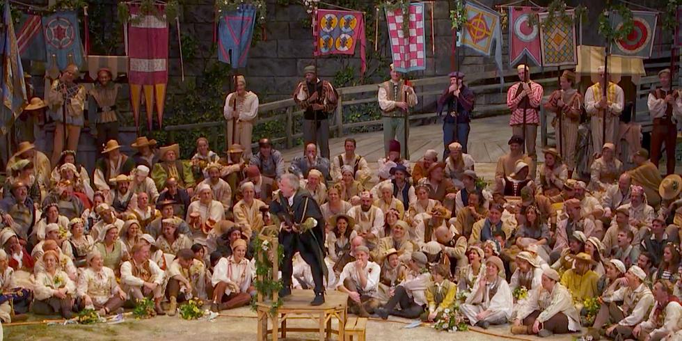 Meistersinger von Nürnberg - opera by R.Wagner