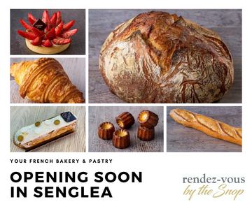 First French Bakery and Pastry maker in Malta