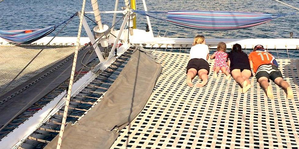 catamaran cruise - full day