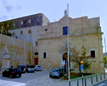 St Thereza Church Cospicua