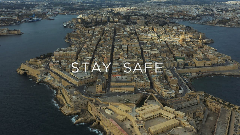 STAY SAFE - STAY HOME