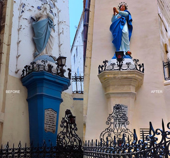 Statue of Our Lady of the Immaculate Conception