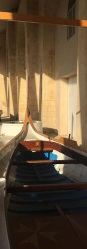 maltese boat