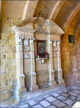 Niche of Our Lady of Porto Salvo