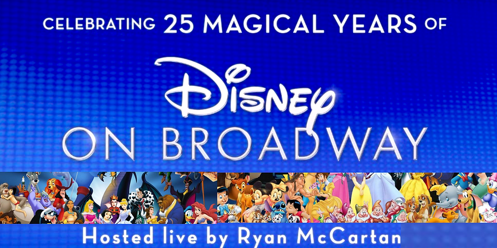 Disney on Broadway/Musical Show