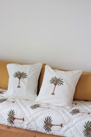Couette Palmiers 1 personne