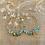 Thumbnail: Boucles d'oreilles Lily Bleu