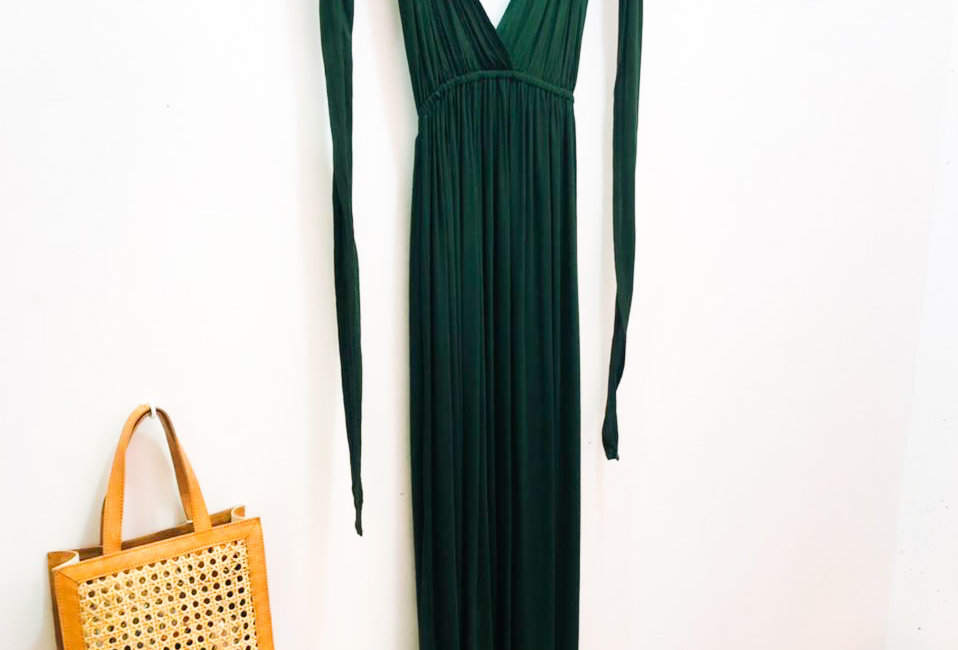 Robe Infinity / vert sauge