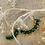 Thumbnail: Boucles d'oreilles Lilou Bleu