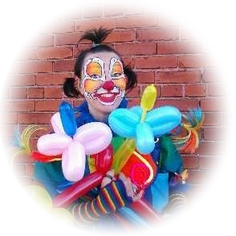 Dixie Twist - Clown et sculpture de ballons