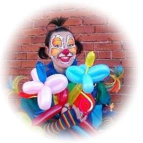 Dixie Twist - Clown et sculpture de ballons