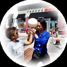 Ryu - Jongleur de ballons