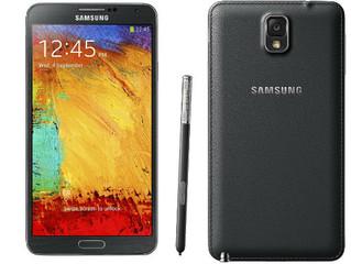 Skener: Samsung Galaxy Note 3