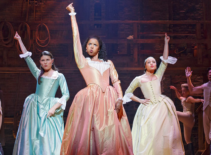 Thinking Creatively about Creativity (with a little help from Hamilton!)