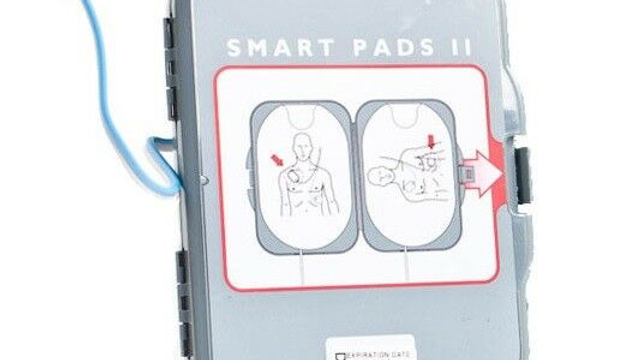 Philips heartstart Smart pads 2 (FRx, FR3)