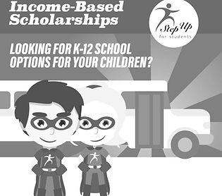 Step Up Income Scholarship for Namesake