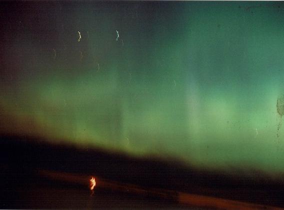 Miranda Sensorex II 35 mm Aurora Borealis