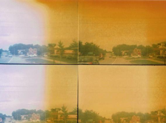 Off Brand 4 Shutter Camera (Not Lomo) 35 mm