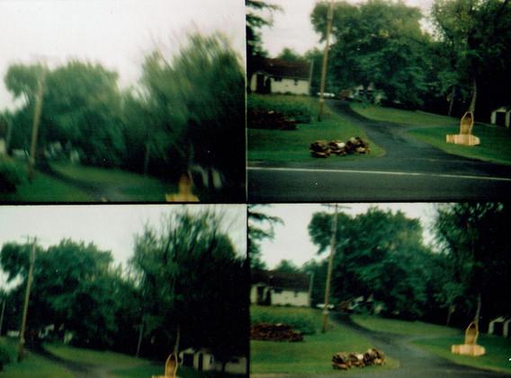Off Brand 4 Shutter Camera Disposable 35 mm