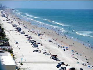 78th Annual Daytona Beach Bike Week part 1