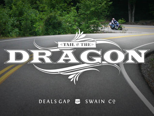 Tail of the Dragon-A biker article