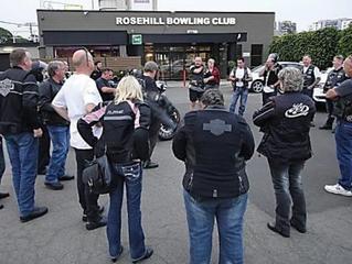 Rosehill Bowling Club Dinner / Night Ride