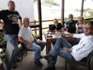 Hard Arse Ride 2018 and Harley Davidson Museum, Milwaukee