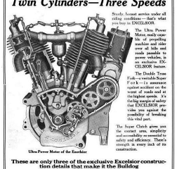 Excelsior and Henderson Motorcycles – A Brief History