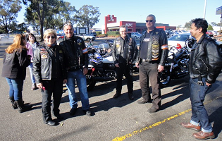 HOG ride 17 September 2017