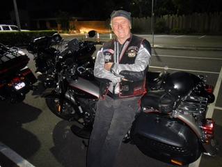 HOG Ride - Dinner + Night Ride