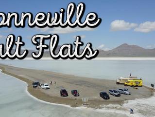 Motorsport Article on Bonneville Speedway, Utah - USA